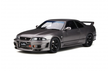 Nissan Skyline GT-R ''Grand Touring Car'' by Omori Factory (BCNR33)
