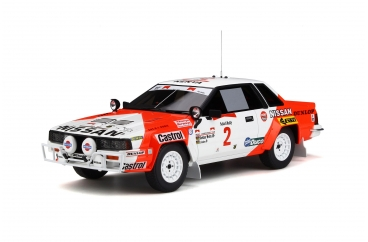 Nissan 240 RS Safari Rally 1984